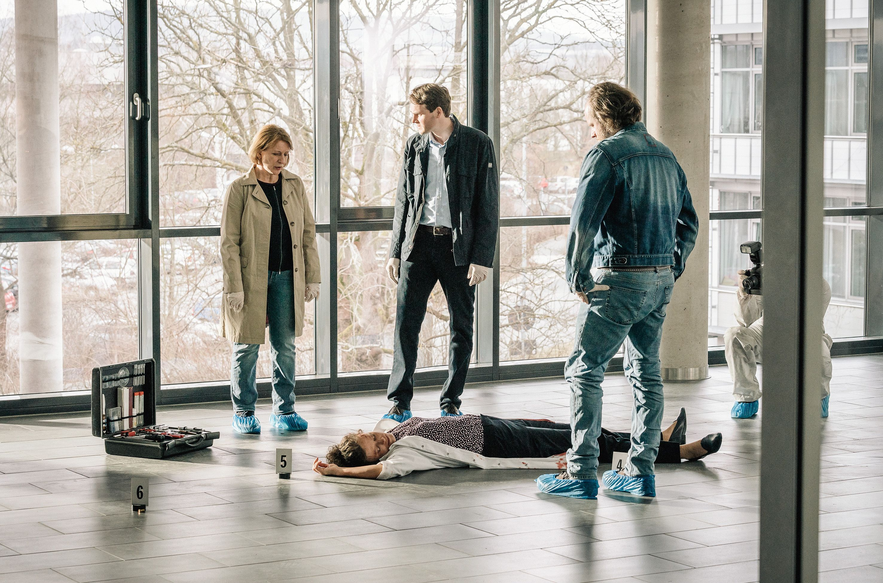 Kritik Zum Tatort Aus Franken Foto Br Hendrik Heiden Claussen Putz Ein Wenig Zu Viel Des Guten Hauptkommissar Tatort Richard Wagner