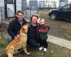 North Dakota - Family Dog Protects Missing Child Until Found. Truly amazing. #dog #stories #inspiration