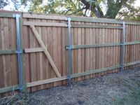 Postmaster Steel Posts By Master Halco Gate