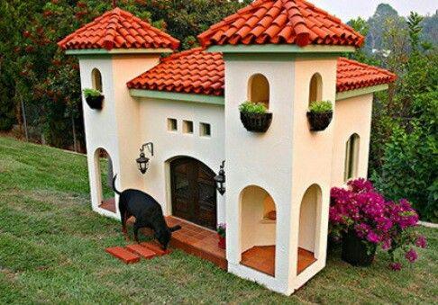Ultimate Dog House Cool Dog Houses Luxury Dog House Dog Mansion