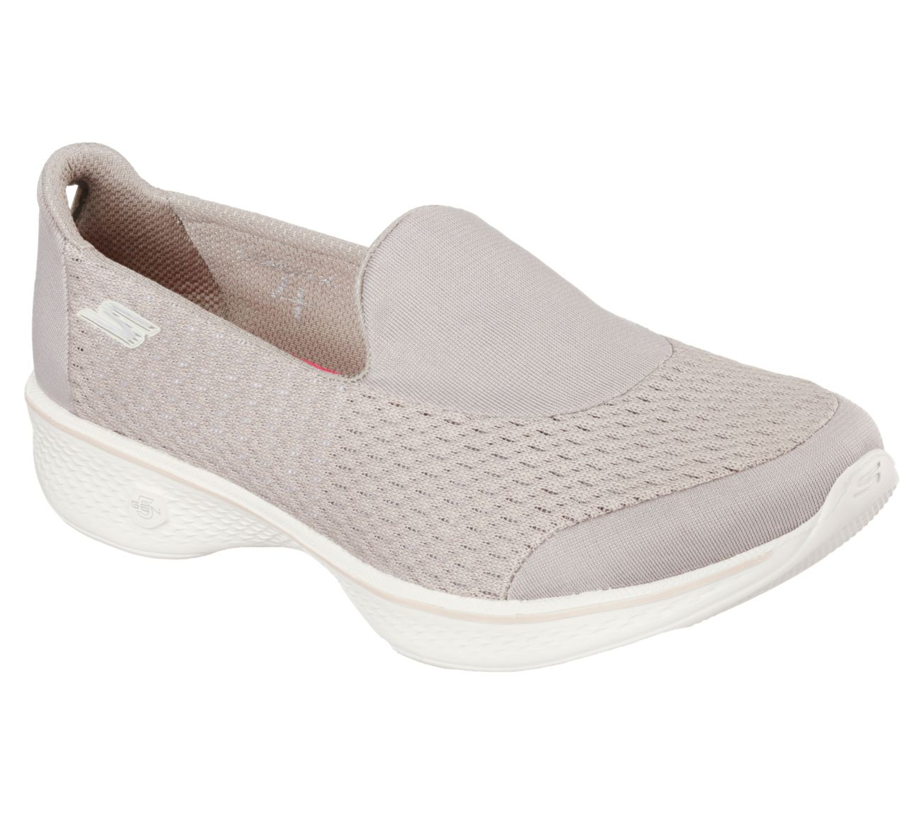 GOwalk 4 - Pursuit | Skechers, Mesh fabric and Soft fabrics