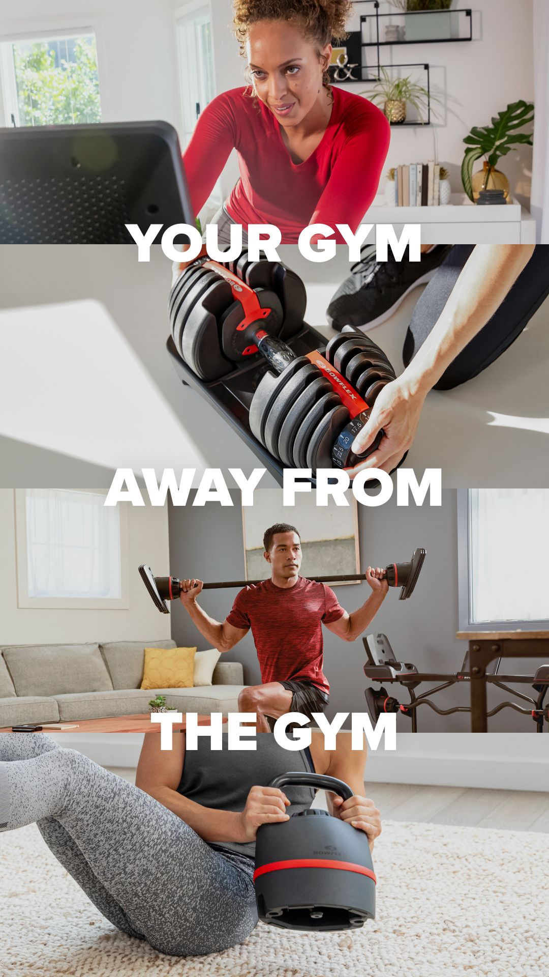 Versatile Fitness Made For Home In 2021 At Home Workouts No Equipment Workout Fitness