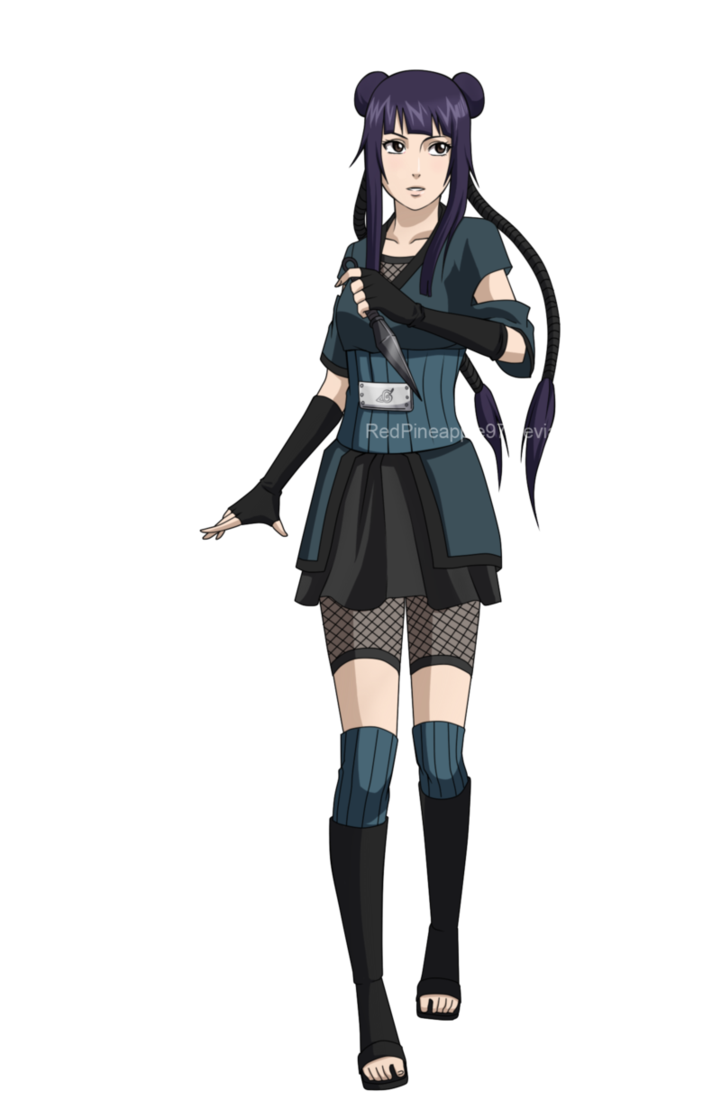 My Naruto Oc Hikari Akagawa.. She's the first Oc i made. She's 19 years old and she lives in Iwagakure. Rank: Jounin Chakra Nature: Katon, Fuuton. She has a special ability .. She's able to use her...