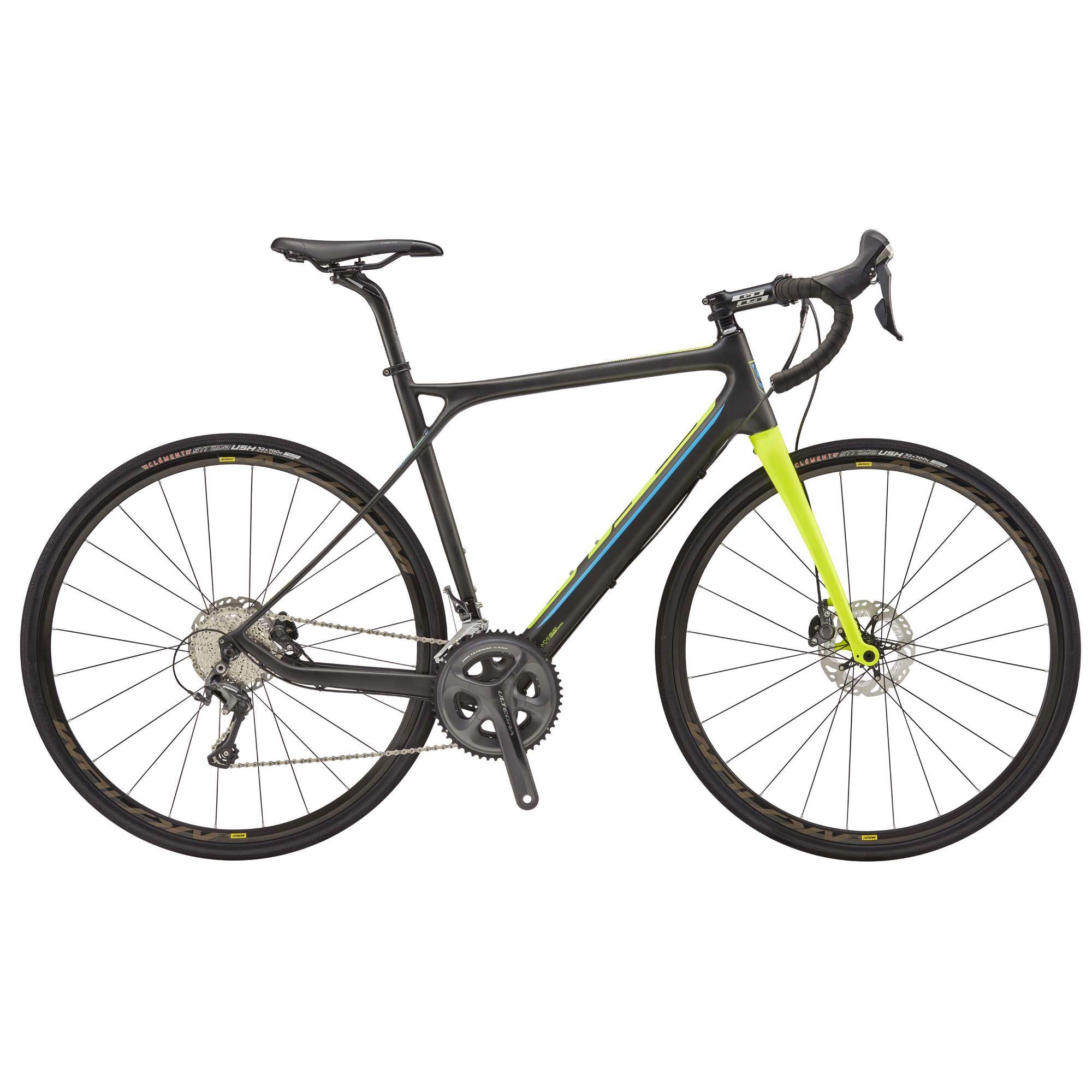 GT Grade Carbon Gravel Bike (2017, Ultegra) | Gravel Bikes | Pinterest