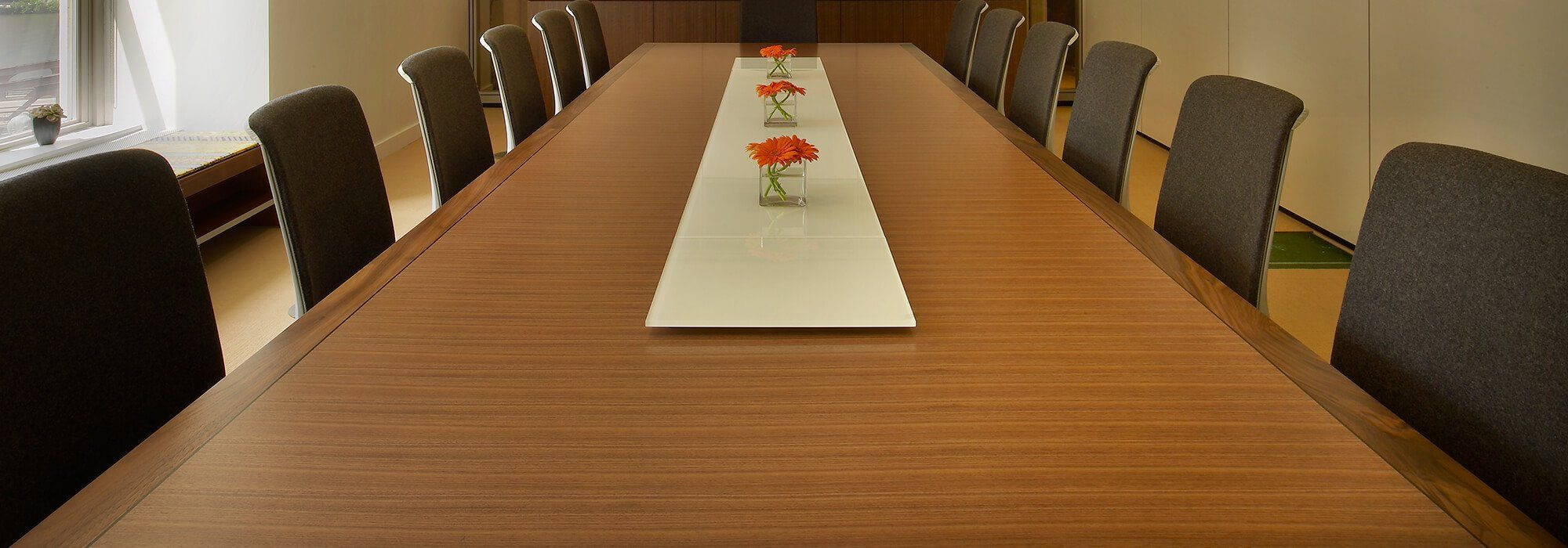 ExecutiveWoodConferenceTable2 executive board room Pinterest