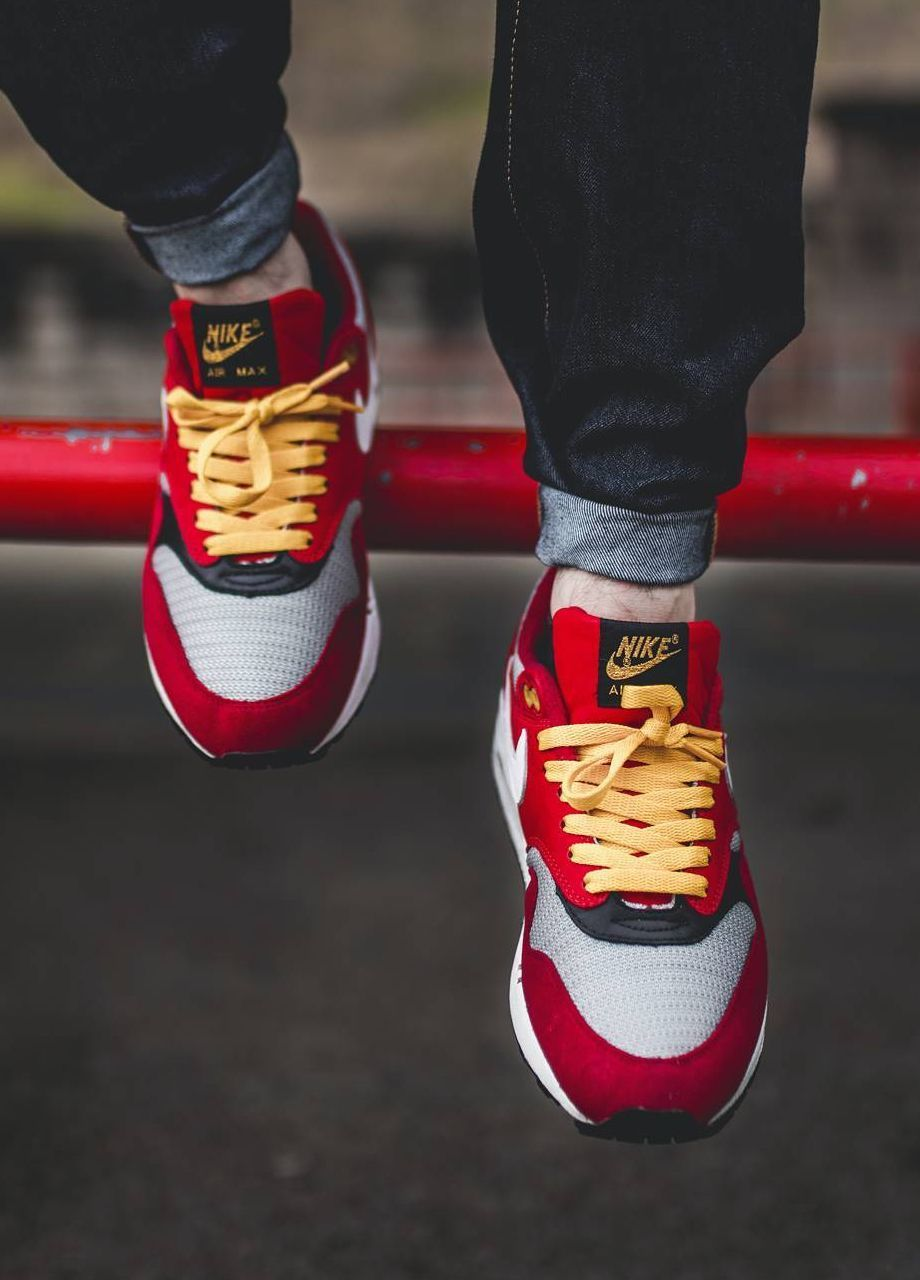 new style 68003 ae822 Nike Air Max 1  Urawa Dragon  - 2004 (by... – Sweetsoles – Sneakers, kicks  and trainers. On feet.