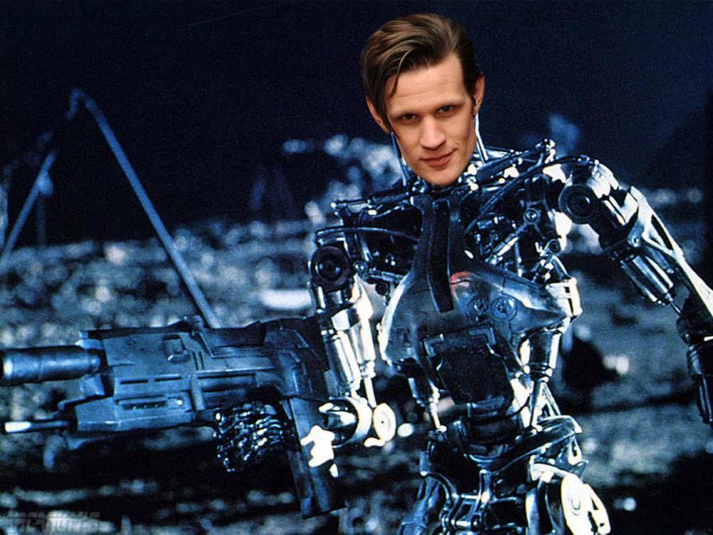 Matt Smith Terminator