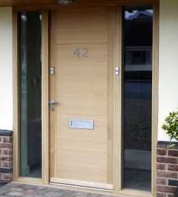 Front door, timber, composite or upvc doors from Bayfield https ...