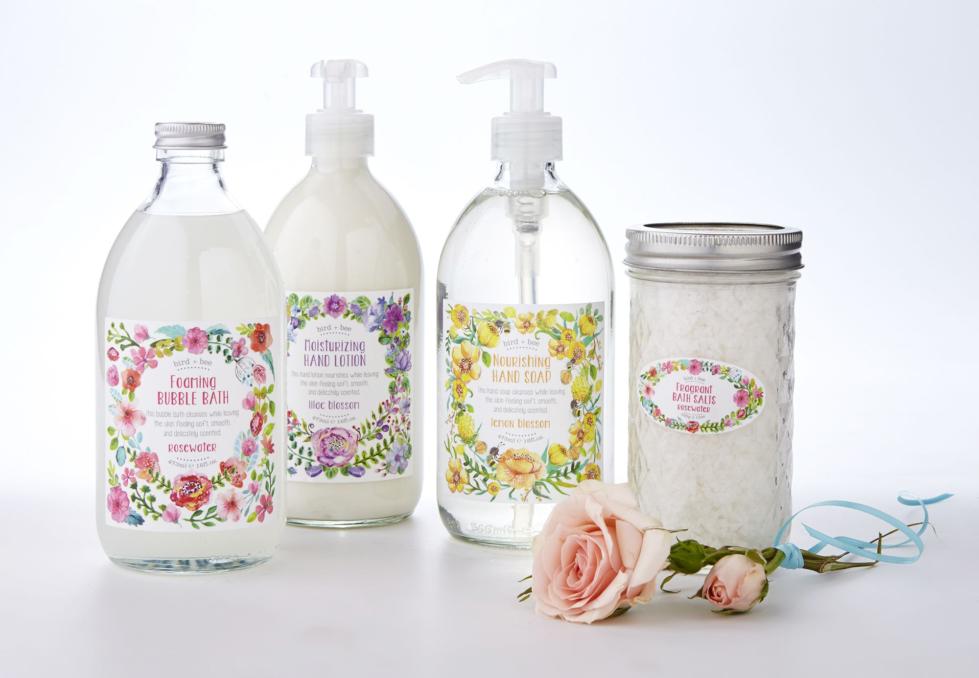 Products Styling by Lindsay Upson at Artists' Services