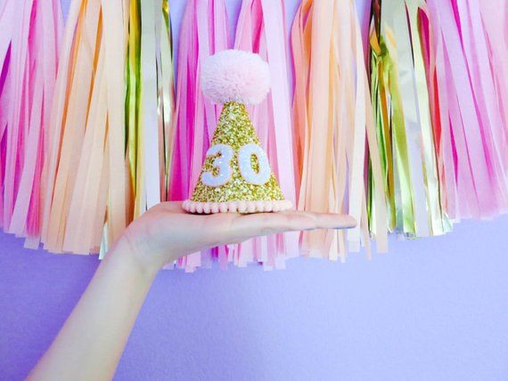 Adult Birthday Party Hat
