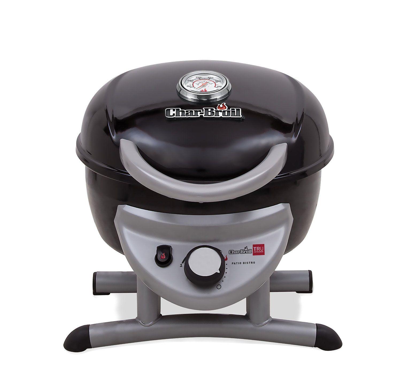 Amazon.com : Char Broil TRU Infrared Patio Bistro 180 Portable Gas Grill :