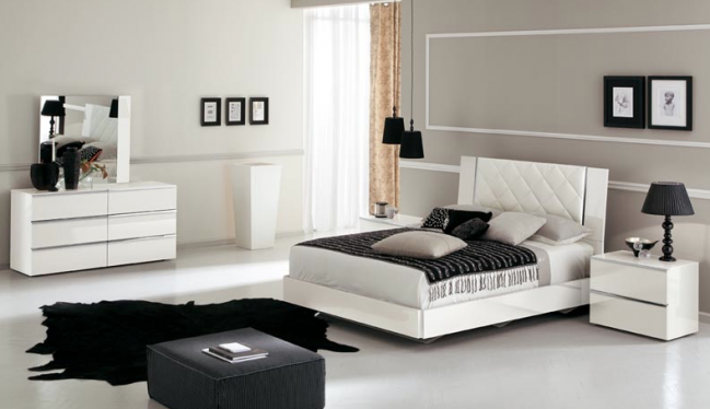 ALF Contemporary Bedroom Stella in 2019 King bedroom