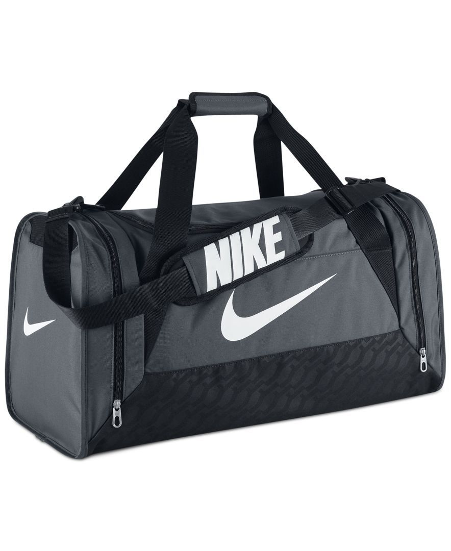 514db355a Nike Brasilia 6 Medium Duffle Bag | Connor | Nike duffle bag, Nike ...