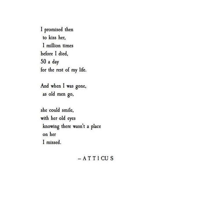 Atticus Quotes Love Quotes Atticus Quotes Love Words