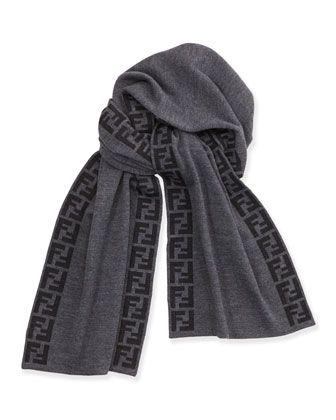 cdc004e6323c Zucca Wool Scarf