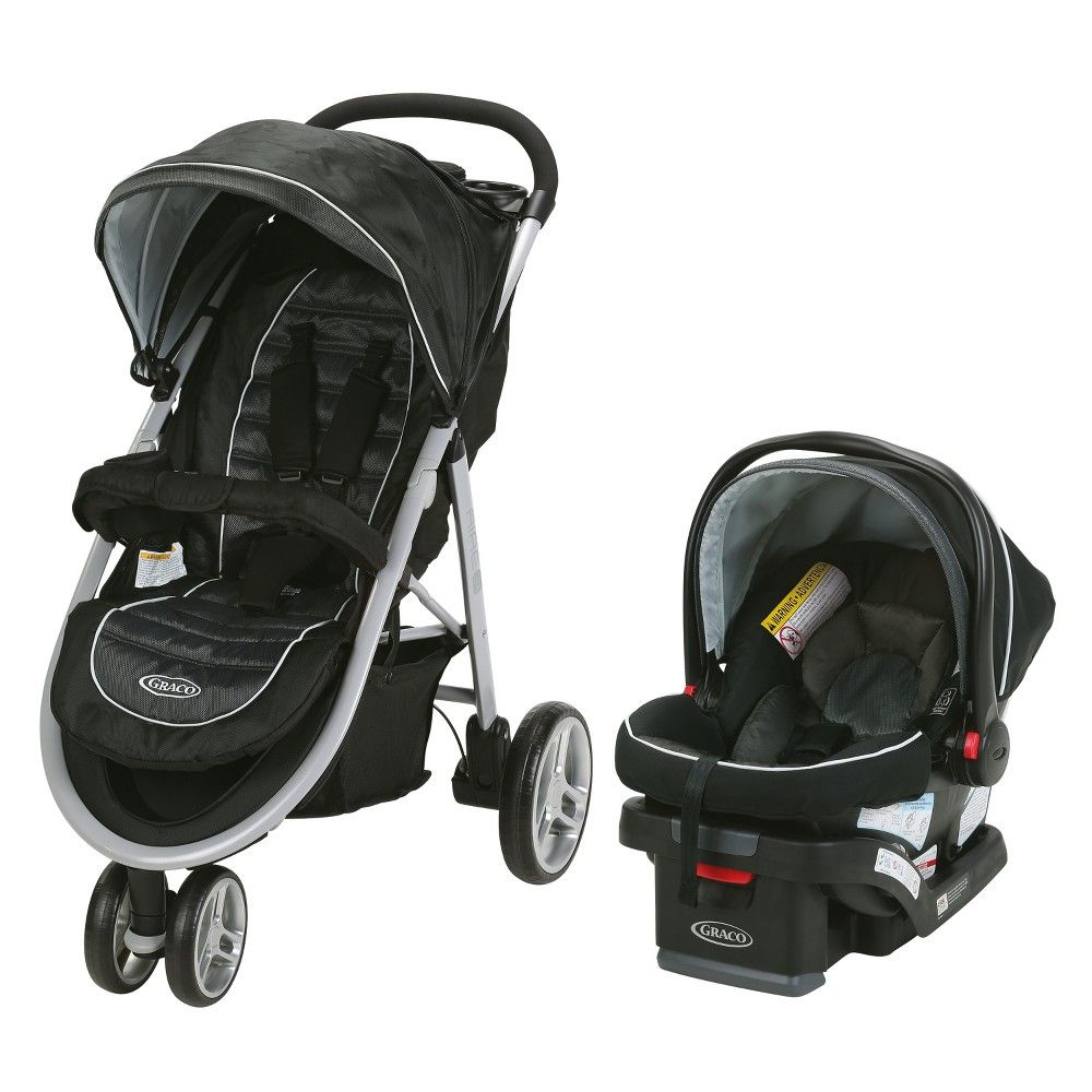 Baby Strollers Target Graco S Aire3 Travel System Is Designed To Make It Extra
