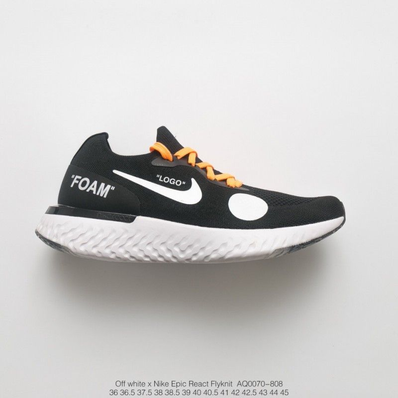 53ddce132c3a9 Fsr Creative Off White X Nike Epic React Flyknit Pro Epic Flyknit ...
