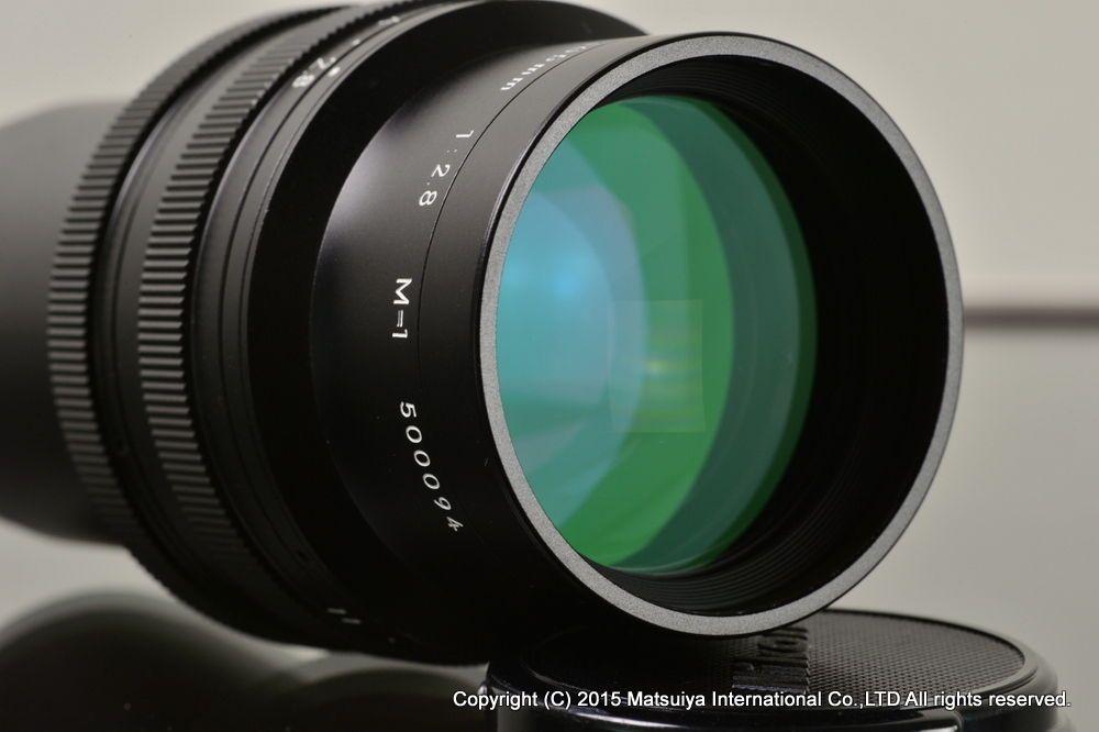 NIKON Printing NIKKOR 105mm f/2.8 M-1 Excellent #Nikon