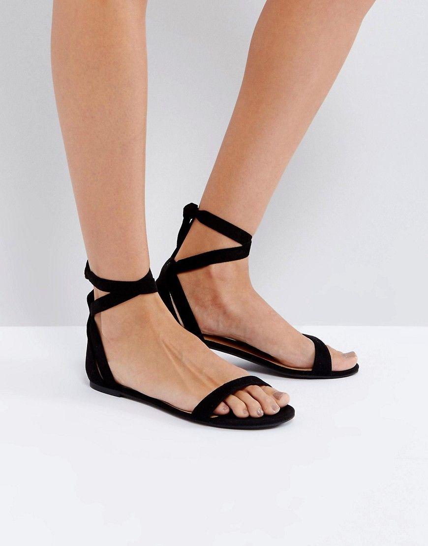 Dressy flats shoes