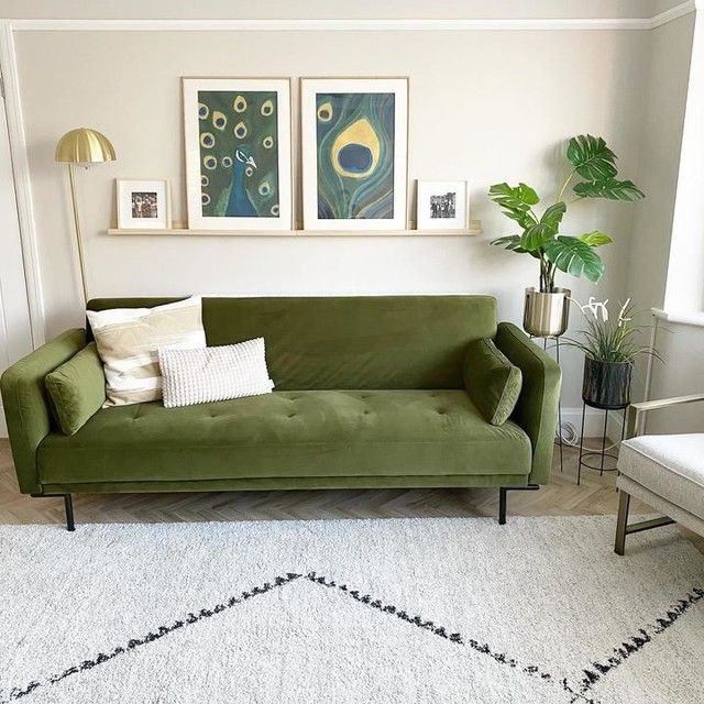 —@ginpalace19 - HELLO YOU BEAUTY 😍 How good is my new madedotcom Harlow sofa bed looking? What you can't see in this pic is the old sofa still in here and just out of shot 🤣 I am now on a rampage to try and finish this room, but I couldn't wait to show you! Hope your first weekend in lockdown has treated you well ❤️ #decorinspo #interiordecoratingideas #homedecorideas #myinteriorstyle #myinteriorvibe #interiors4all #houseandhome #houseenvy #simplystyleyourspace #neutraldoneright #dailydecor #a