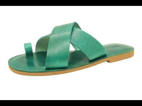 0a561a46009c1e Shoe Making  The Sandal - London College of Fashion Short Courses - YouTube