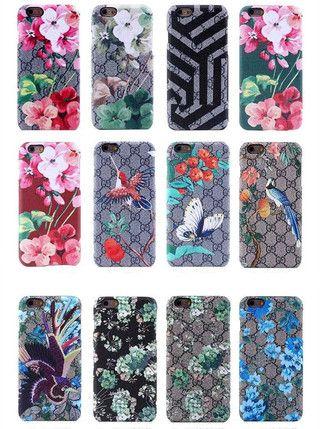 488d60245e iPhone7ケース GUCCI欧米グッチ花柄アイフォン7 Plus/6ケースiPhone6s/6splus