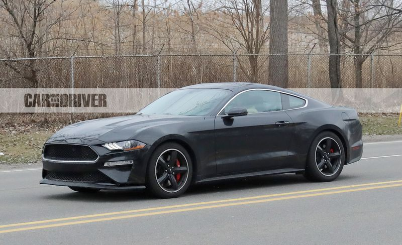 2019 Ford Mustang Bullitt Here Are The Options News Car And