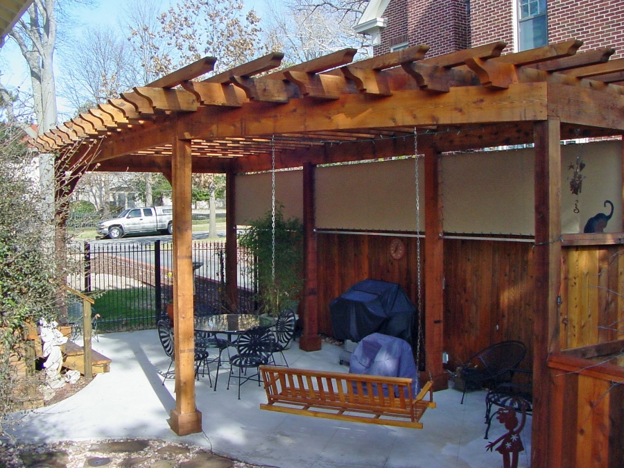 ARBORS — KINGDOM LANDSCAPE in 2020 | Outdoor living areas ... on Kingdom Outdoor Living id=81456