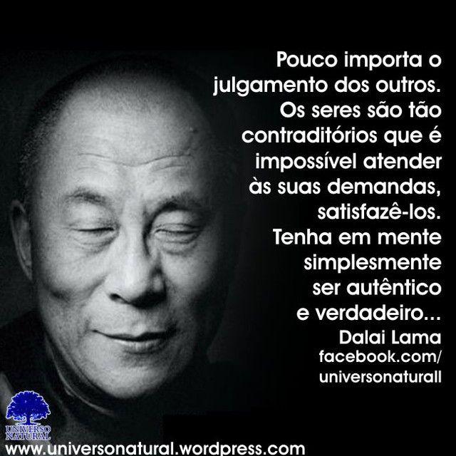 Pin Doa Stefany Do Rosário Em Dalai Lama Dalai Lama Frases E Words