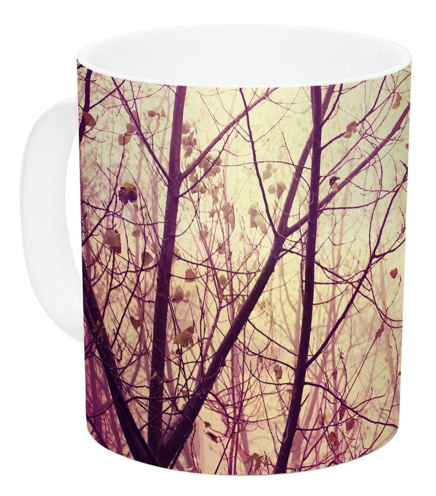 My Secret Garden by Ingrid Beddoes 11 oz. Ceramic Coffee Mug