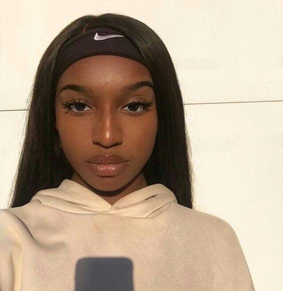 ISEE HAIR Straight Lace Frontal Wigs 100% Human Virgin Hair Wigs Black Girl Makeup Natural Frontal hair human ISEE lace Straight Virgin wigs