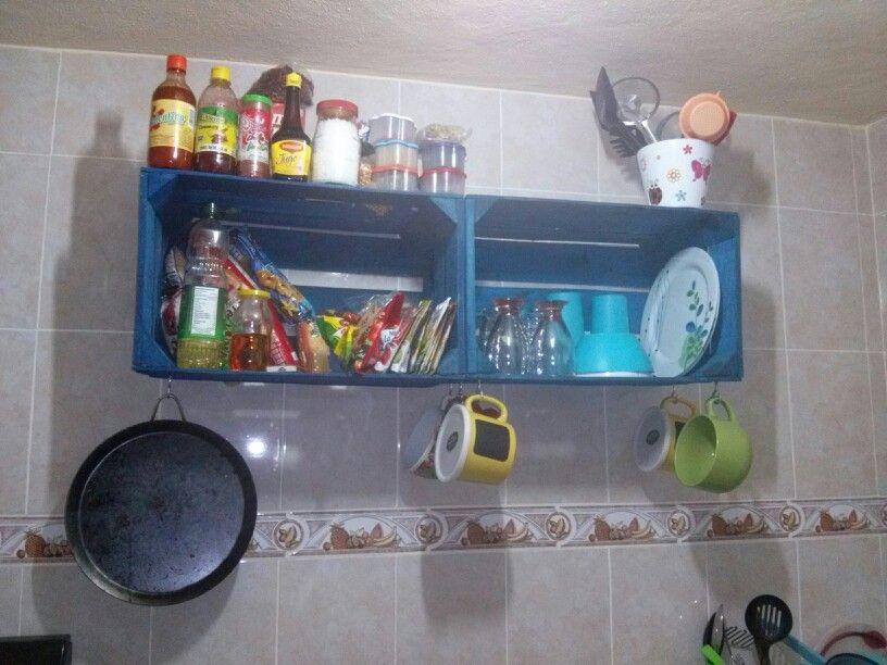 Pin De Estrella En Cocinas Cajas De Madera Decoradas Imagenes
