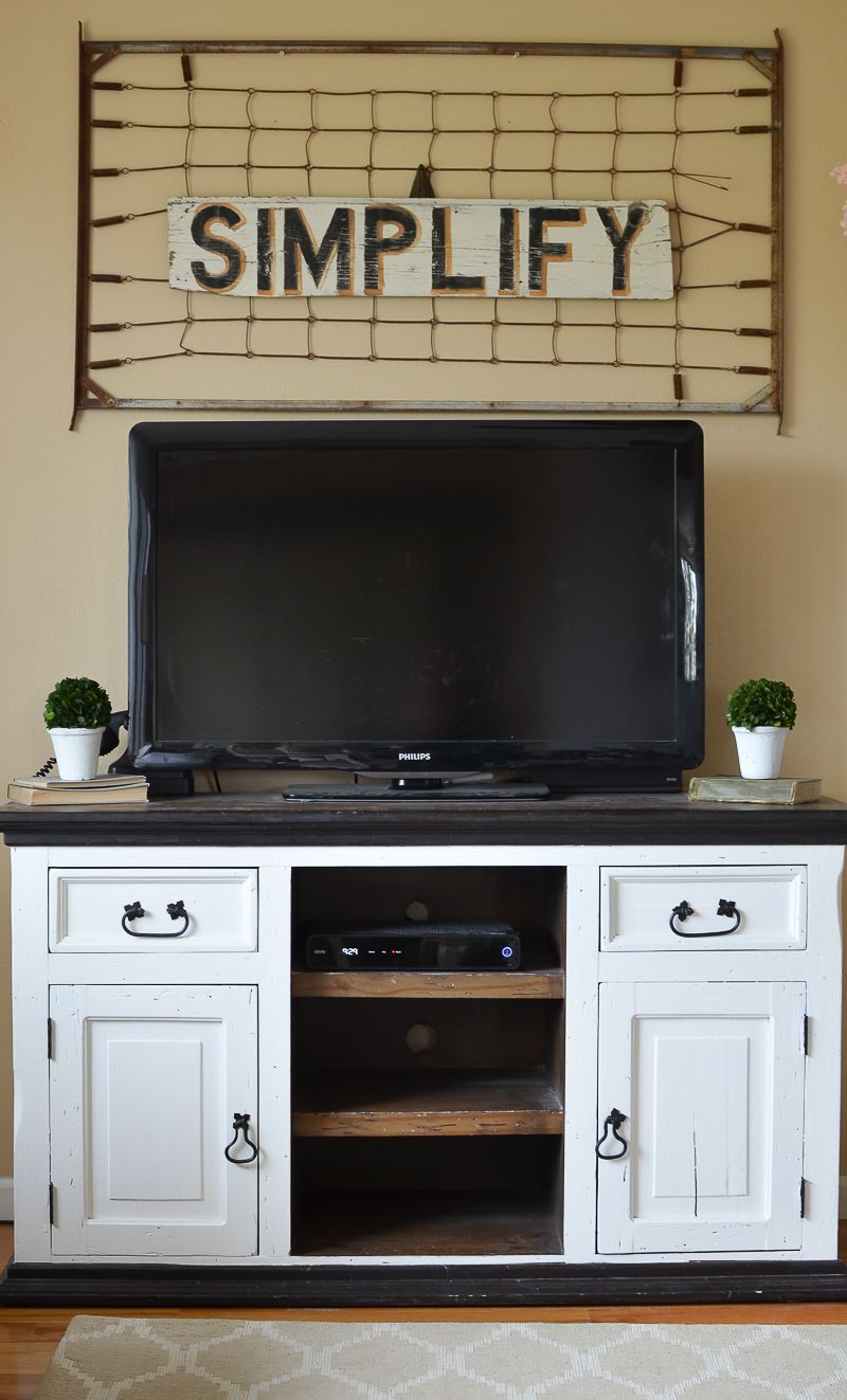 27+ Farmhouse style tv cabinet most popular