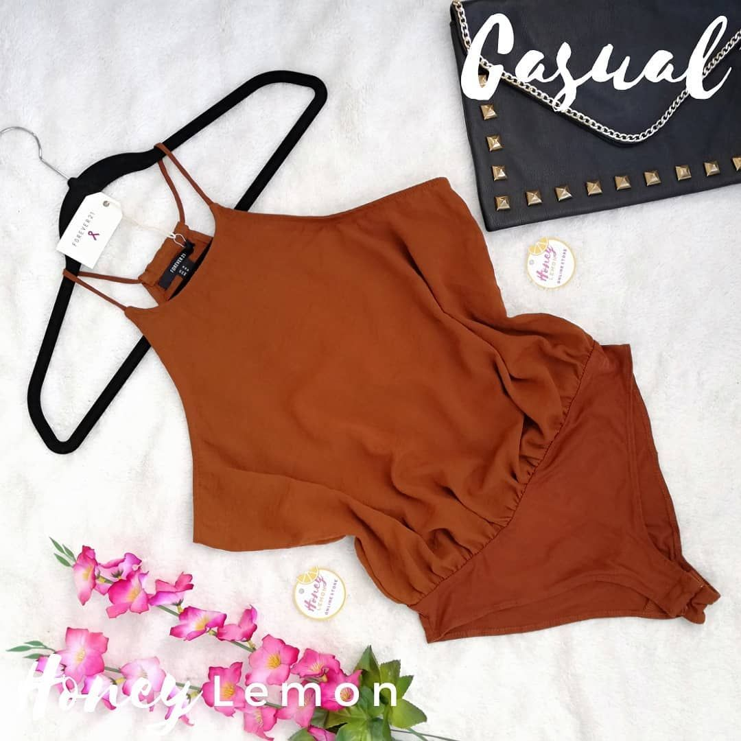 ☑️DISPONIBLE 🆒Bodysuit Forever21 📏Size Medium 💰Lps 280 📲shop at 9937-7756 ✔️Entregas en Centros Comerciales de Tegucigalpa. ✔️Envios a todo el pais.    #honeylemon  _hn   #clothes