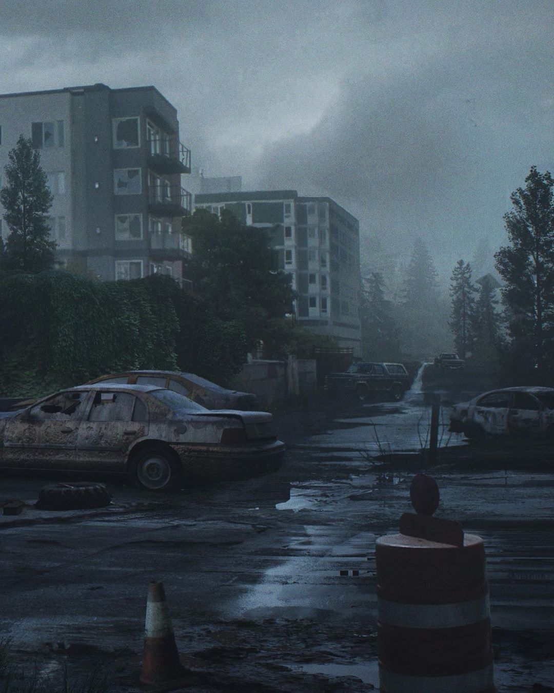 Pin By Alejandro Del Fresno On The Last Of Us Part 2 The Last Of Us Nyctophilia Sunset