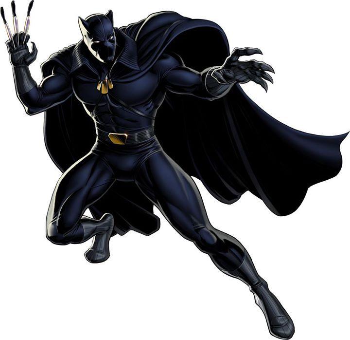 Marvel Black Phanter