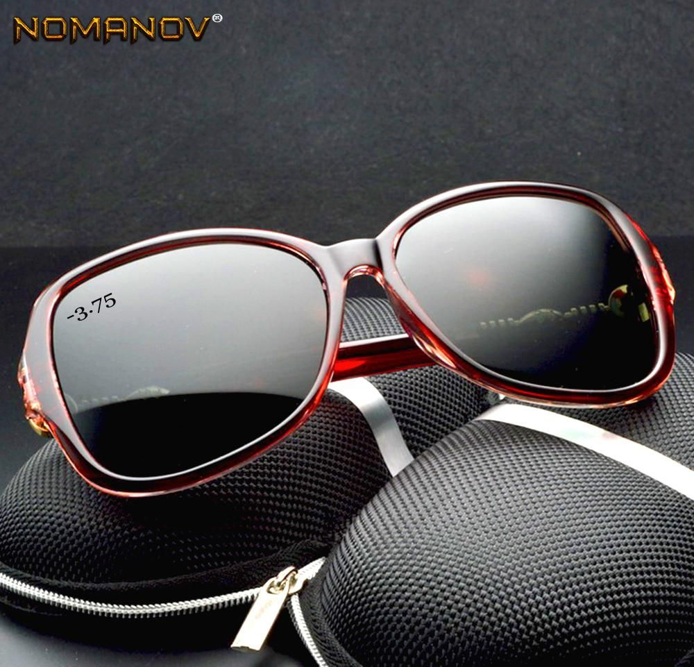 ed2f9f5526 Oversized Butterfly Women Polarized sun glasses polarized sunglasses  Diopter Custom Made Myopia Minus Prescription Lens -. Visit. January 2019