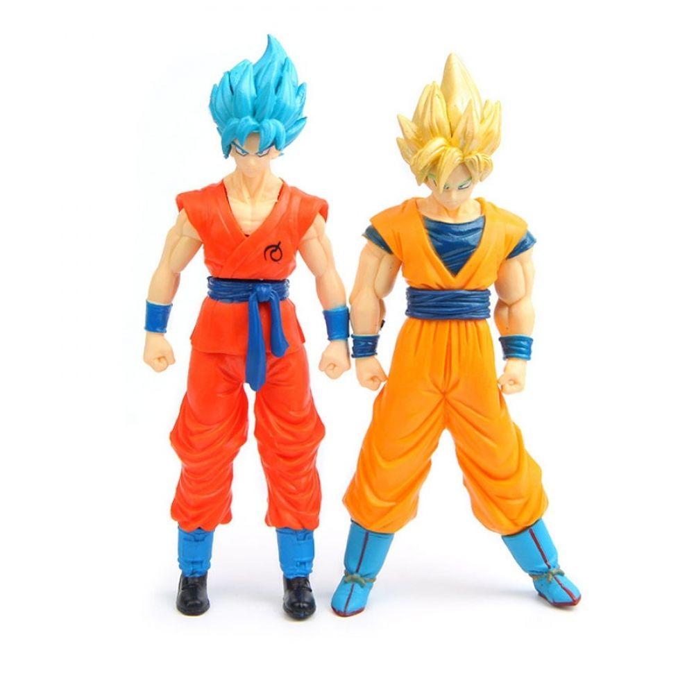 Dragon Ball Z Super Saiyan Goku Vegeta Figures Price 10 00 Free Shipping Nerd Goku Super Saiyan Dragon Ball Z Dragon Toys