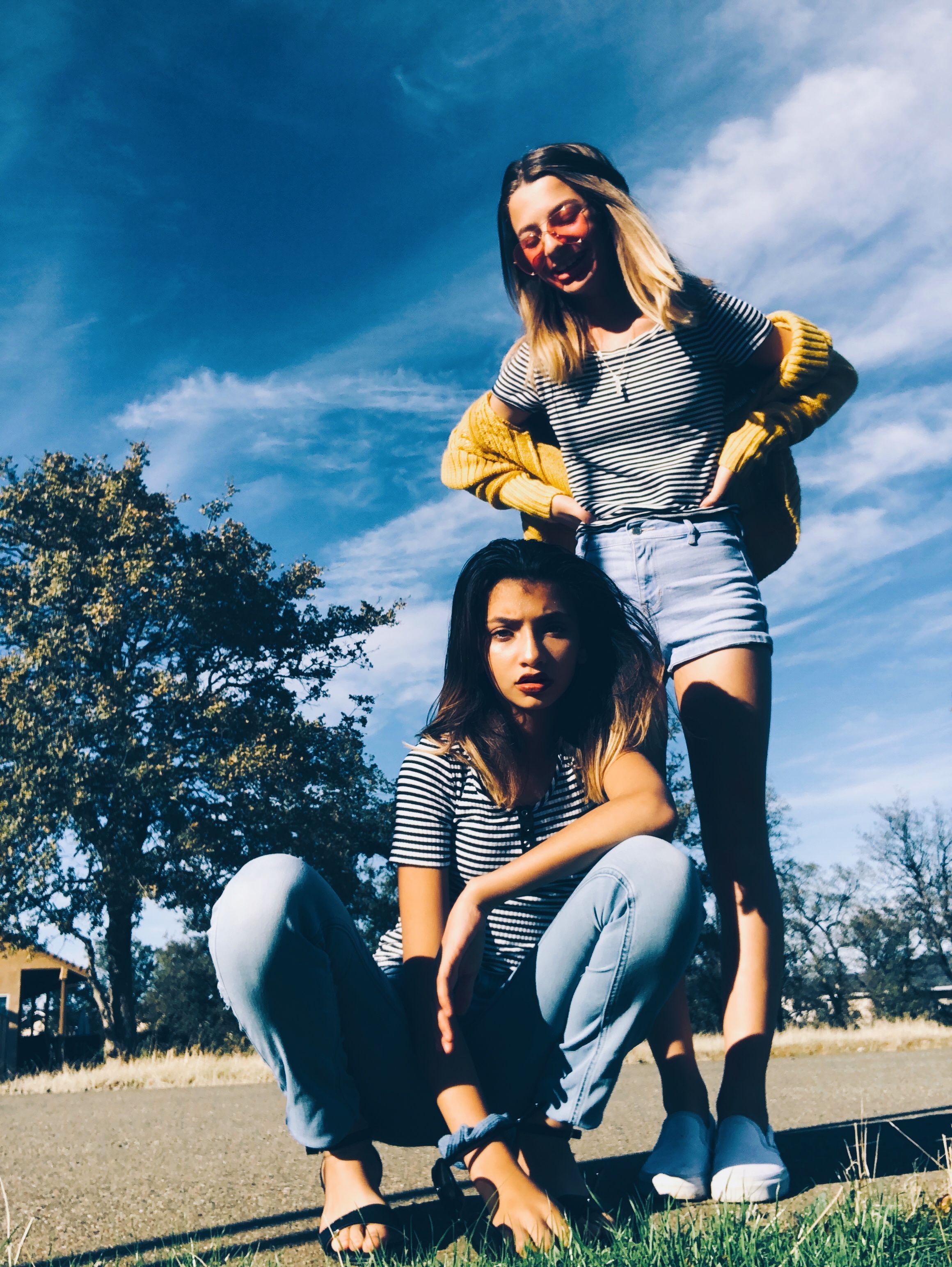 livin - @m.arria.h   Friend goals, Soul sisters, Bff