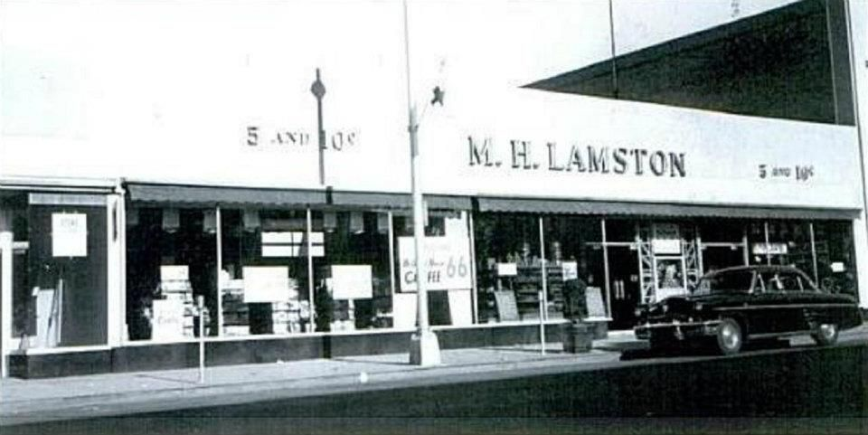 M H Lamston S 5 And 10 Cent Store Main St Hackensack