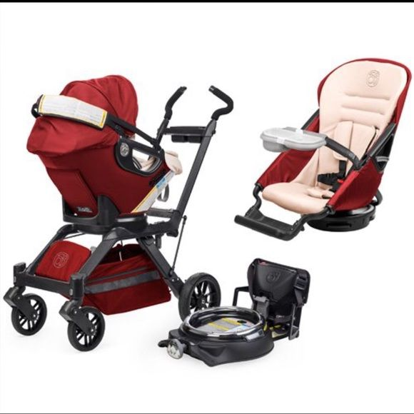 Selling My Orbit Baby G3 Set Only Used For 1month Just Like New Full As Seen On The Picture Was Other