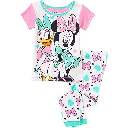 f36c12861 DISNEY MINNIE MOUSE And DAISY DUCK Girls 3T Pajama Pants Set   Want ...