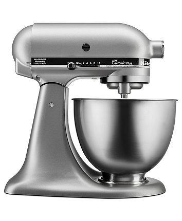 Kitchenaid 4 5 Qt Classic Plus Stand Mixer Ksm75 In 2020