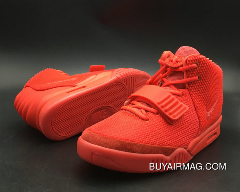 Nike Air Yeezy 2 Red October Shoe