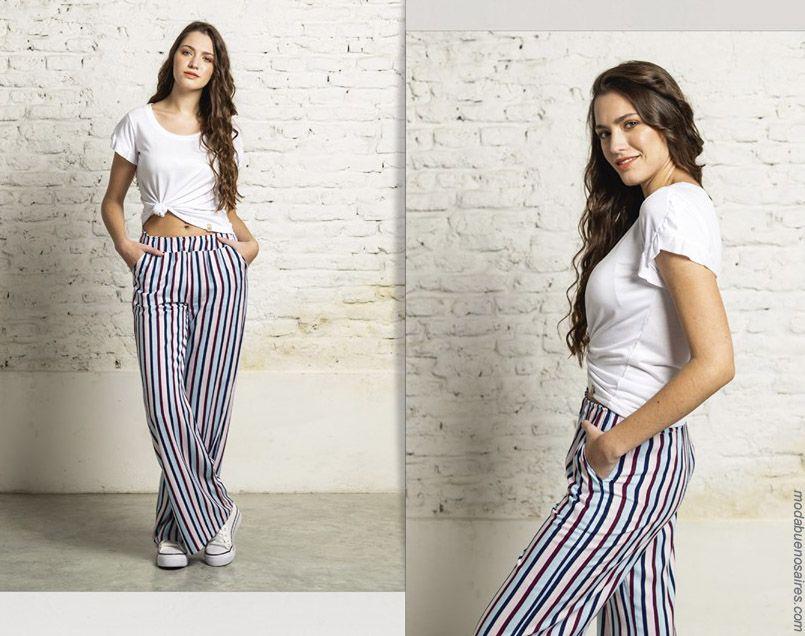 Moda Ropa De Mujer Primavera Verano 2020 Vestidos Camisas Tops Pantalones Y Shorts Primavera Verano 2020 By Okoche Ropa De Moda Moda Primavera Verano Ropa De Mujer