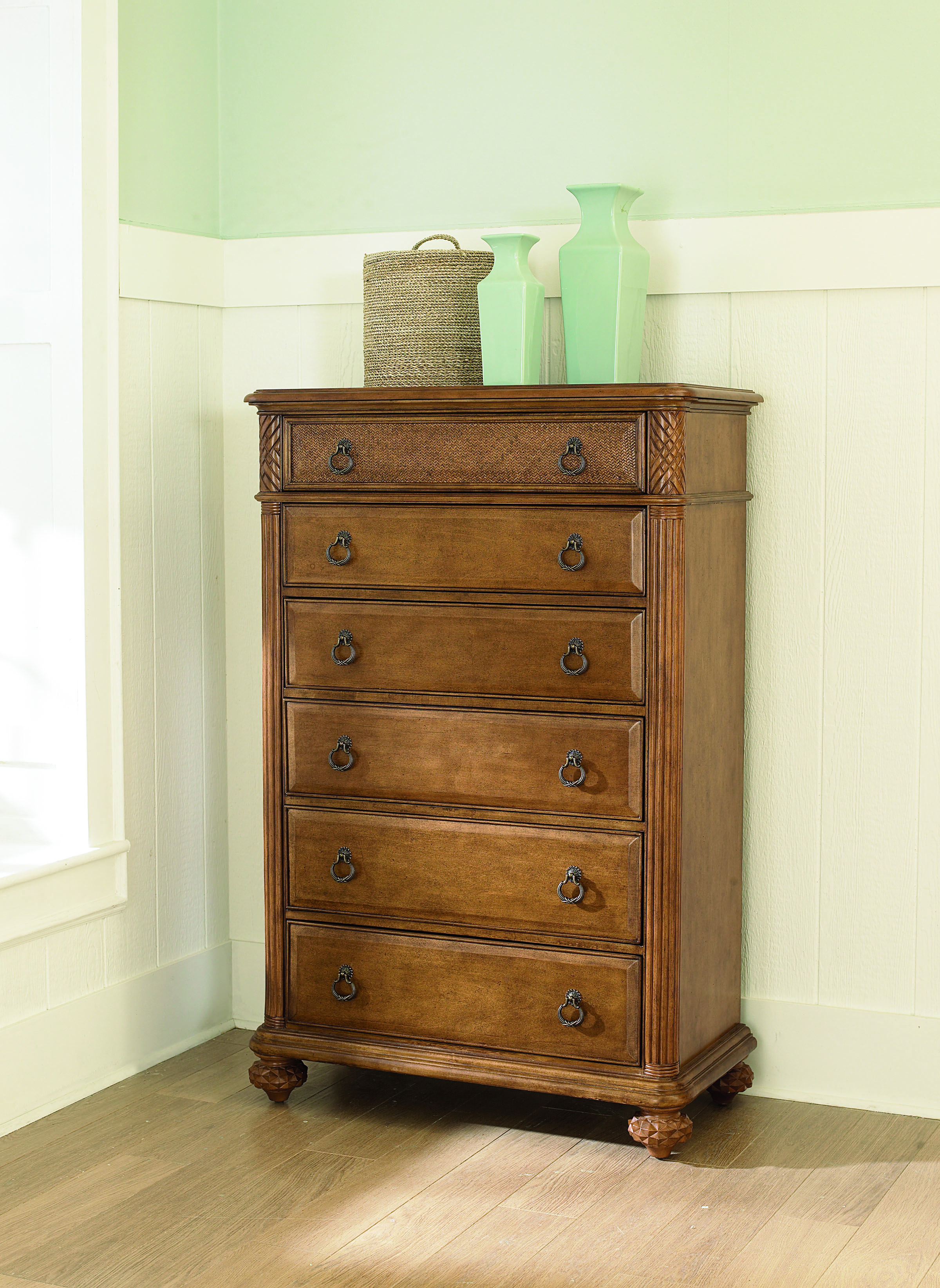 blc drawers of products drawer aspenhome chest nickel item with dresser street front number ifs