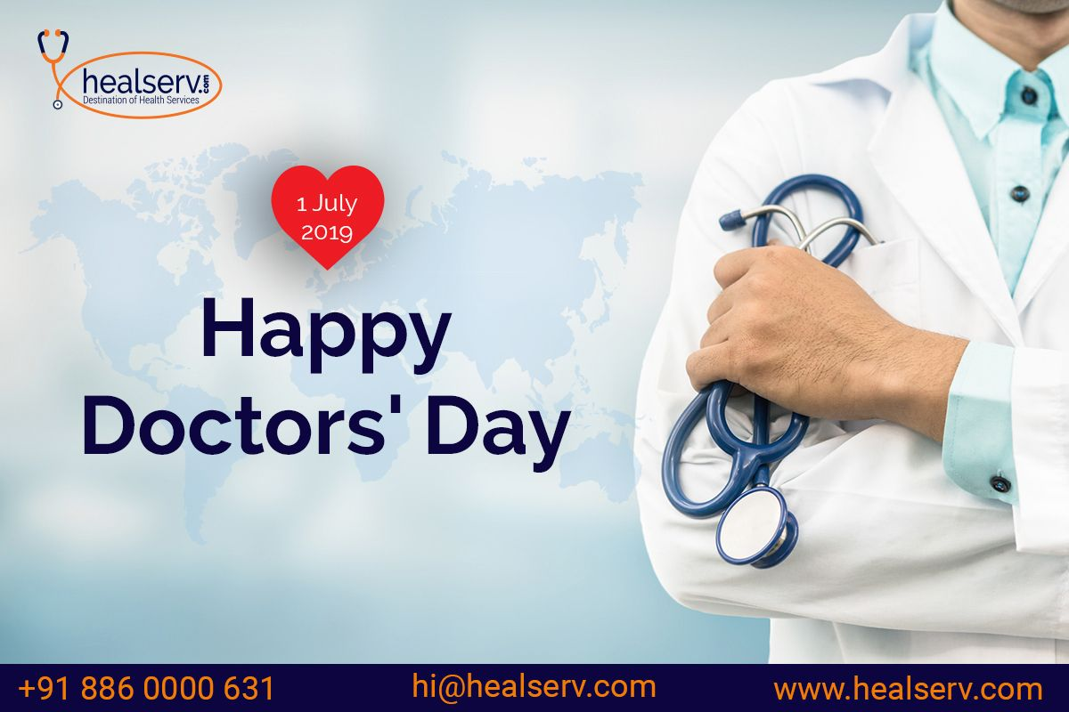 Doctors are another form of God, we want to say a big