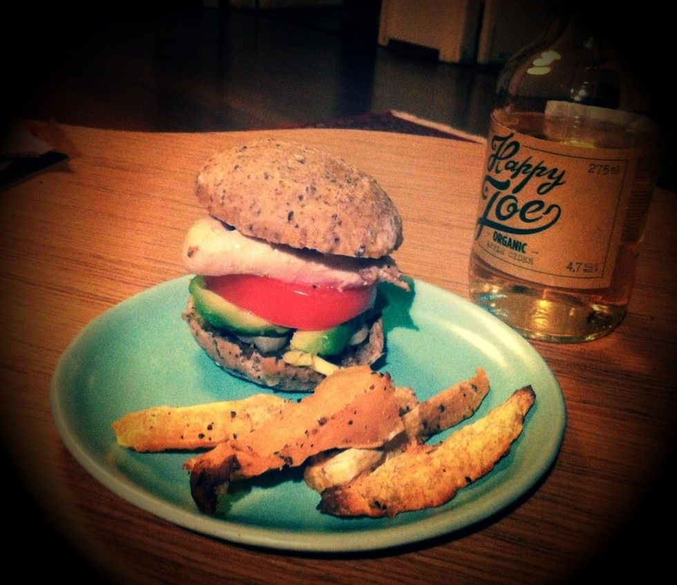 Miniburger / (pikkuseikkoja) - Blogi | Lily.fi