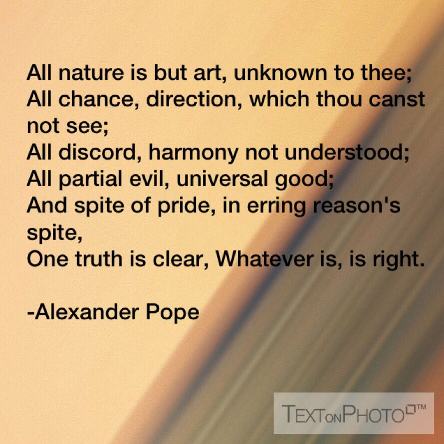 17 best alexander pope quotes
