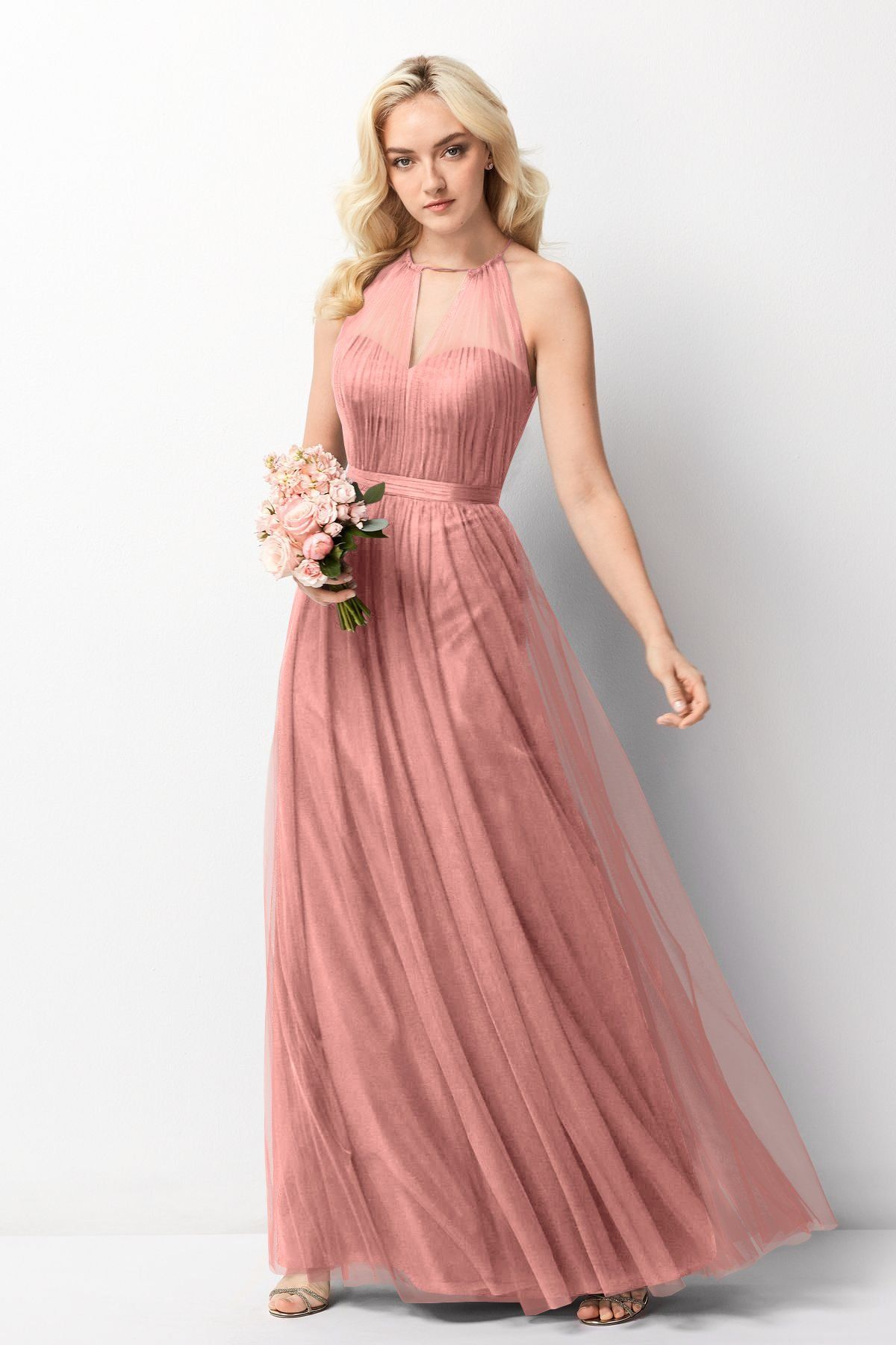 WTOO by Watters, #242 Coral $194   dresses we saw in person   Pinterest